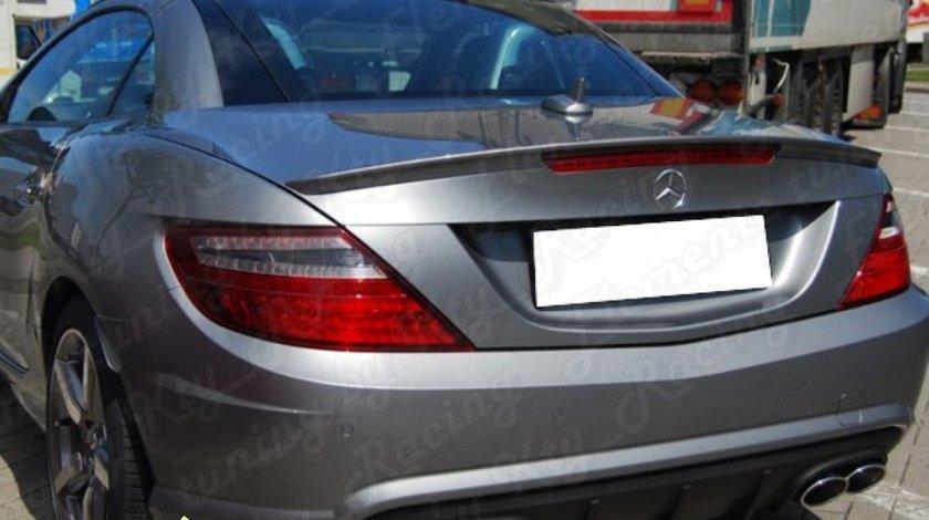 Eleron Portbagaj Mercedes Benz Slk Class R172 Cabrio Amg Type Material Plastic Abs
