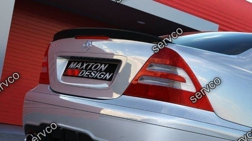 Eleron portbagaj Mercedes C Class W203 AMG 204 Look 2000-2006 v1