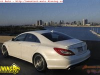 Eleron Portbagaj Mercedes CLS W218 Model Amg Plastic Abs