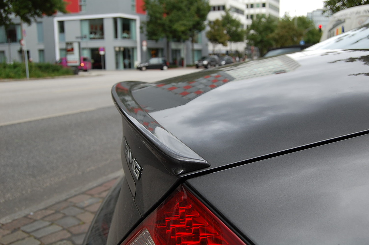 Eleron portbagaj Mercedes CLS W219 AMG
