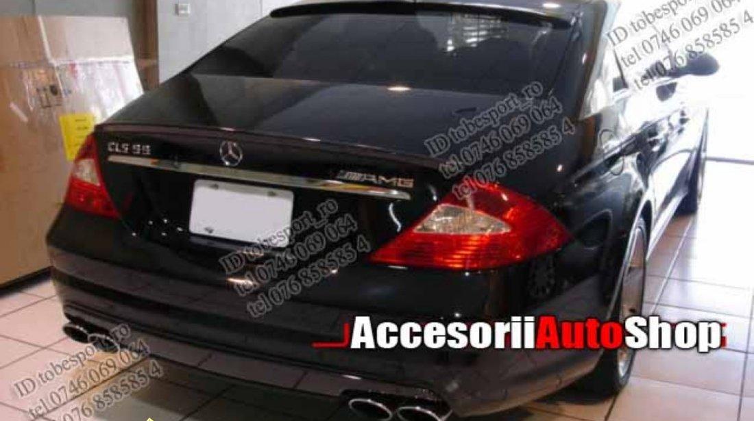 Eleron portbagaj Mercedes CLS W219 Plastic ABS pret 279 RON