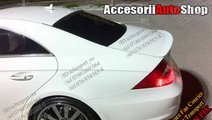 Eleron portbagaj Mercedes CLS W219 Plastic ABS pre...
