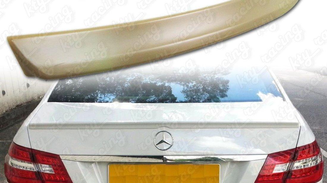 Eleron Portbagaj Mercedes W212 model AMG E Klasse Class Plastic Abs ⭐️⭐️⭐️⭐️⭐️