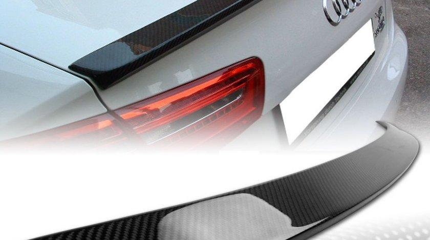 Eleron Portbagaj Model Abt Plastic Abs Dedicat Audi A6 C7 4G 2011 2014