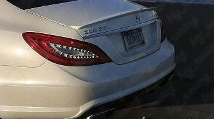 Eleron portbagaj model AMG Mercedes CLS W218