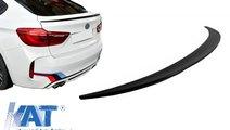 Eleron Portbagaj Negru Lucios compatibil cu BMW X6...