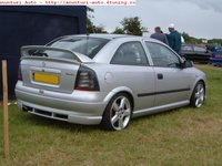 Eleron portbagaj Opel Astra G OPC