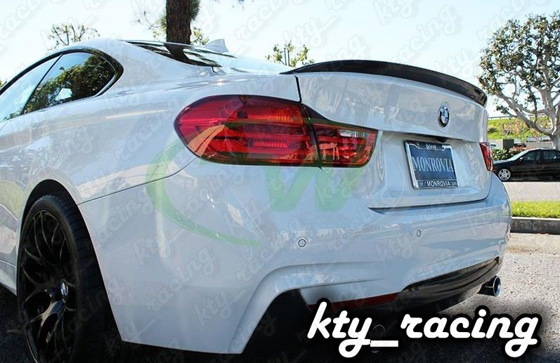 Eleron Portbagaj Performance fibra carbon Dedicat Bmw Seria 4 Coupe F32 M4