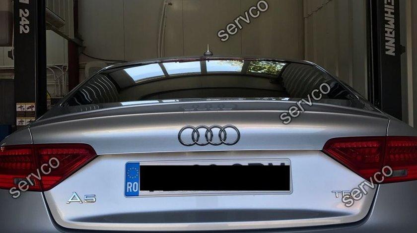 Eleron portbagaj S5 Sline tuning sport Audi A5 Sportback 8TA RS5 2009-2015 v1