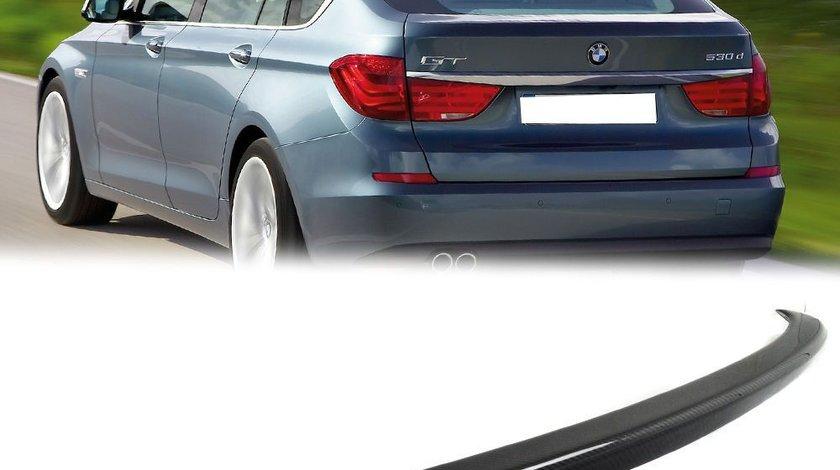 Eleron portbagaj seria 5 GT F07 Fibra Carbon