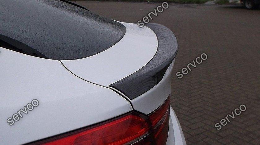 Eleron portbagaj spoiler tuning sport BMW X6 F16 M Performance Aero 2014-2018 v1