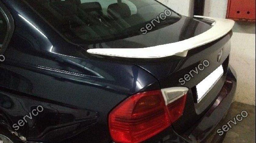 Eleron portbagaj tuning sport BMW E90 Seria 3 Hamann 2005-2012 ver3