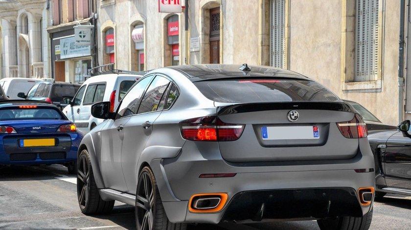 Eleron portbagaj tuning sport BMW X6 E71 E72 Ac Schnitzer ACS v4