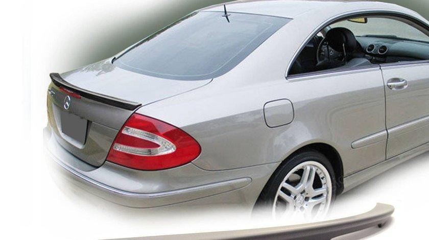 Eleron portbagaj  W209 Mercedes Benz CLK Class C209  AMG Type 2D Coupe Cabrio material plastic ABS