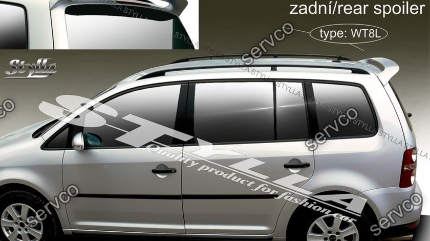 Eleron prelungire adaos haion luneta tuning sport VW Volkswagen Touran 2003-2011 v3