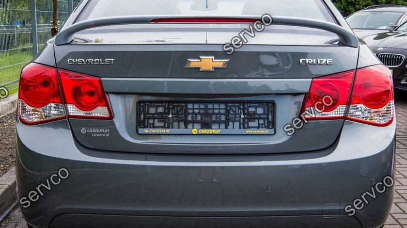 Eleron prelungire adaos portbagaj tuning sport Chevrolet Cruze Sedan 2008-2016 v5