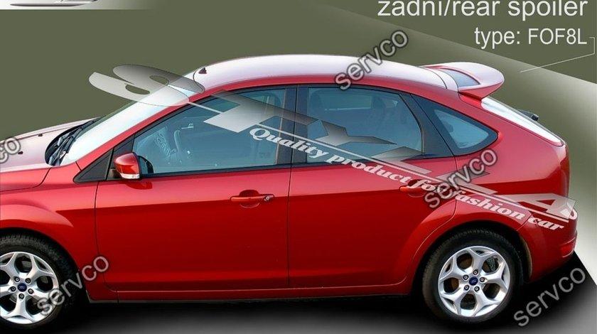 Eleron prelungire haion luneta tuning sport Ford Focus 2 MK2 HB 2004-2011 v4