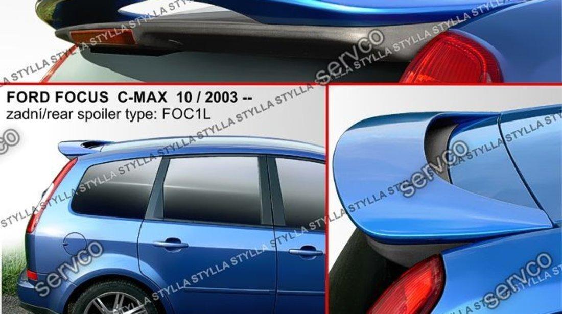 Eleron prelungire haion luneta tuning sport Ford C-Max Titanium 2003-2011 v1
