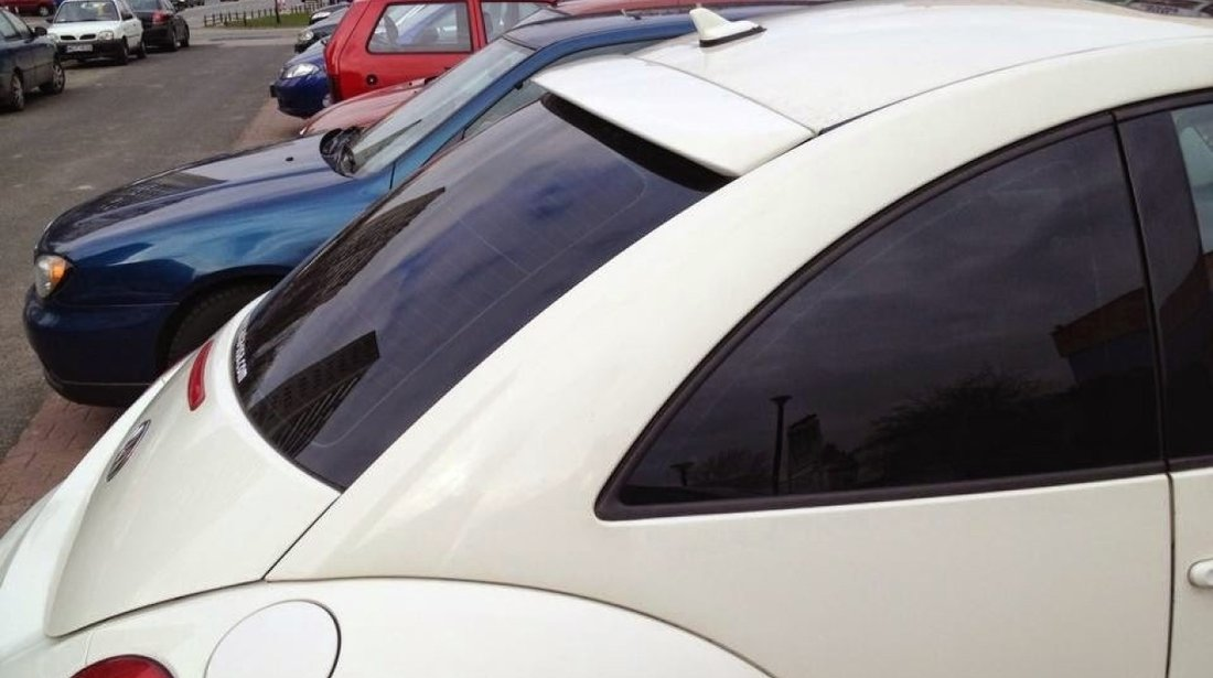 Eleron prelungire haion spoiler luneta VW New Beetle Rsi 1997-2011 v2