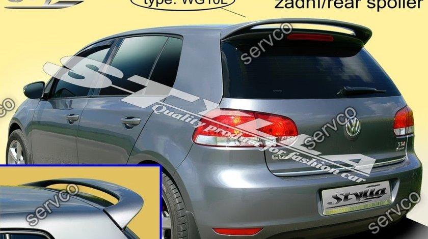 Eleron prelungire luneta haion tuning sport VW Volkswagen Golf 6 MK6 2008-2013 v3