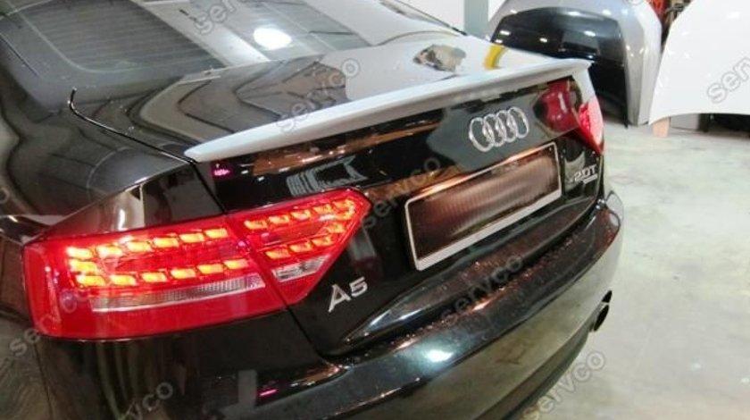 Eleron prelungire portbagaj Audi A5 8T 8T3 Coupe S5 RS5 Sline 2007-2012 v1