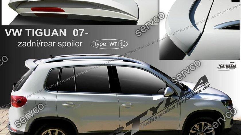 Eleron Rline ABT portbagaj tuning sport VW Tiguan R line Mk1 2007-2016 v1