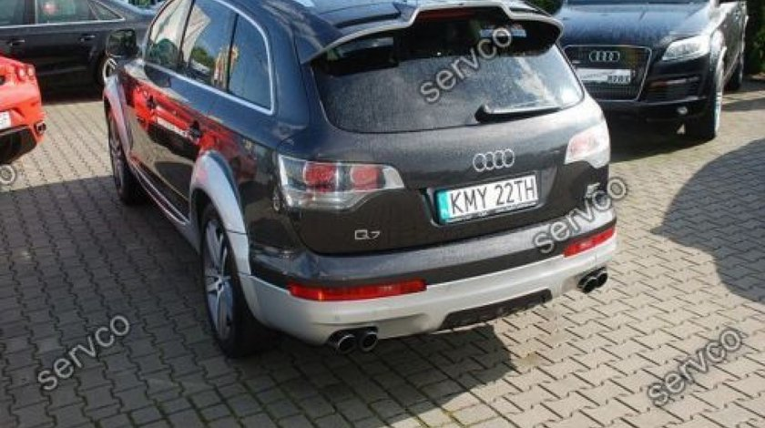 Eleron Sline haion luneta tuning sport Audi Q7 ABT S-line S line 2005-2009 v1
