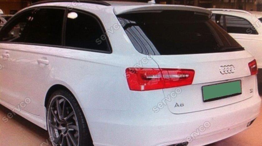 Eleron Sline luneta haion tuning sport Audi A6 C7 4G Avant S6 RS6 2011-2014 v1