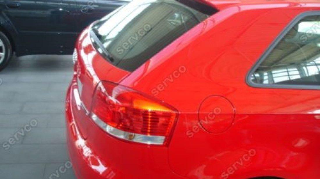 Eleron Sline ornament luneta tuning Audi A3 8P S3 Coupe RS3 2005-2012 v1