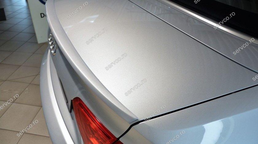 Eleron spoiler adaos portbagaj Audi A5 Cabrio 2009-2012 v1