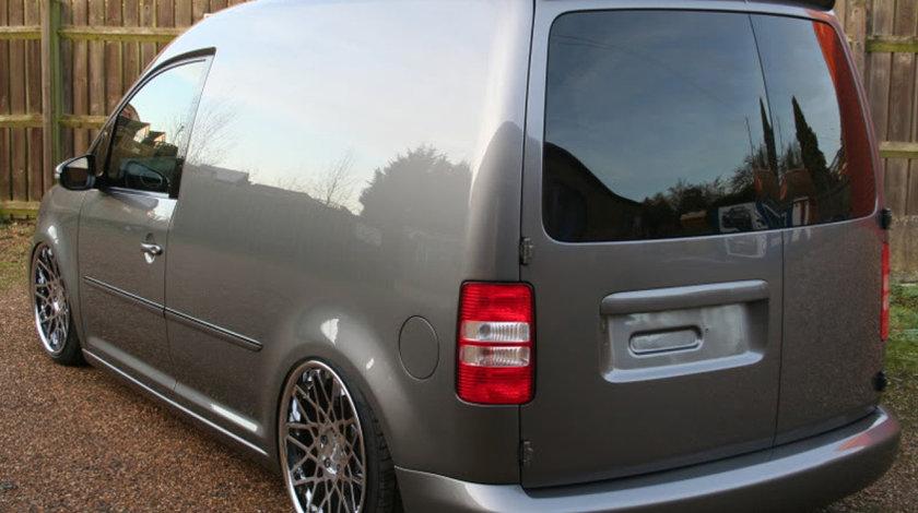 Eleron spoiler adaos Volkswagen Caddy 2K 2003-2017 v2