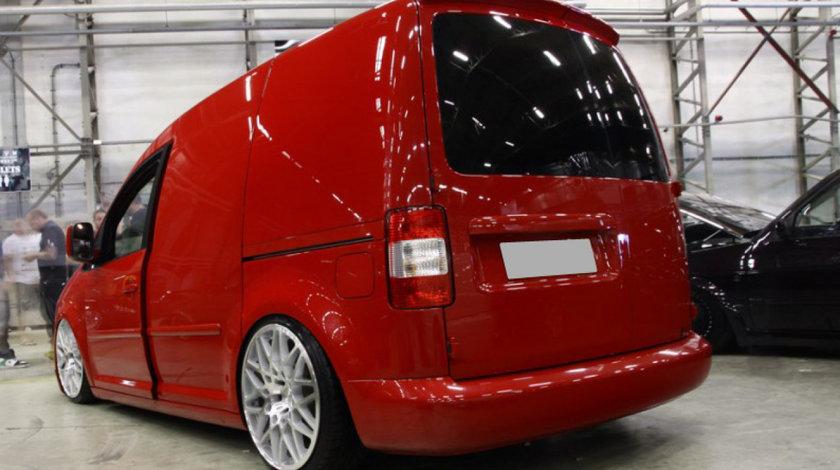 Eleron spoiler adaos Volkswagen Caddy 2K 2003-2015 v1
