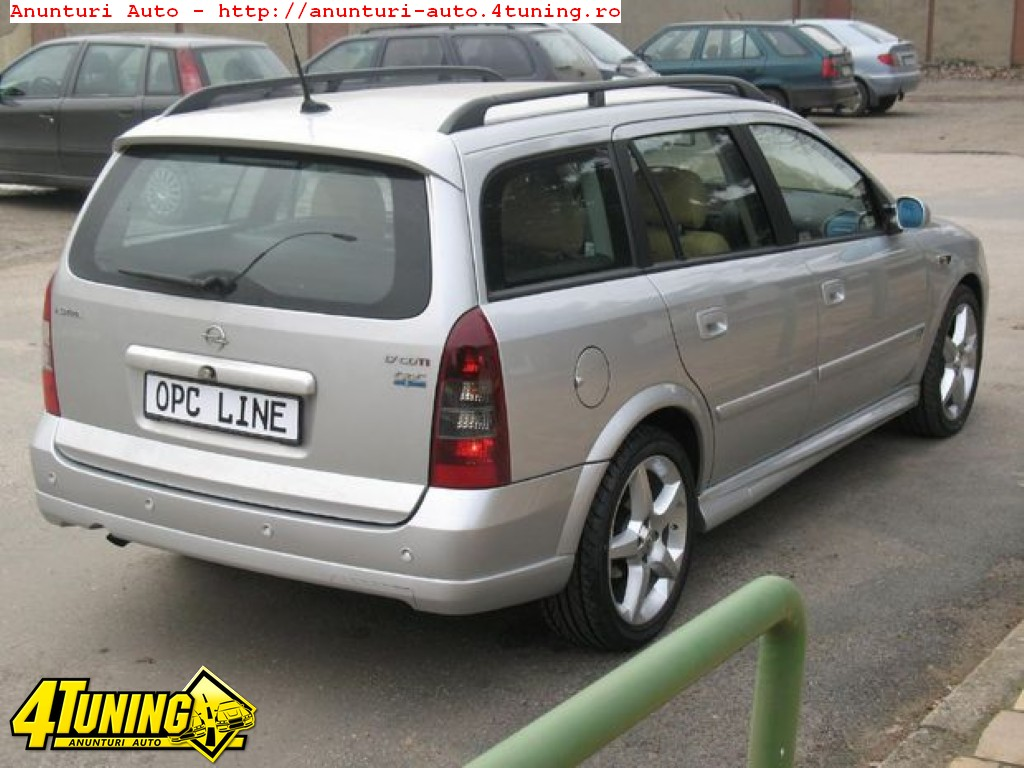 Eleron Spoiler Haion Opel Astra G Opc Caravan Kombi Opc 154706