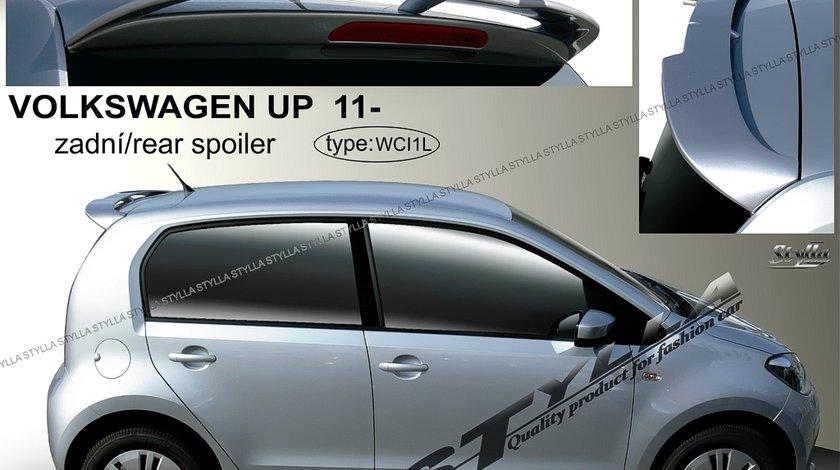 Eleron spoiler haion portbagaj tuning sport VW UP SKODA CITIGO SEAT MII 2011-2017 ver1