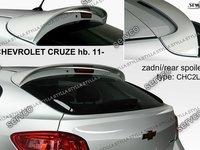 Eleron spoiler haion portbagaj tuning sport Chevrolet Cruze Hatchback 2008-2016 ver3