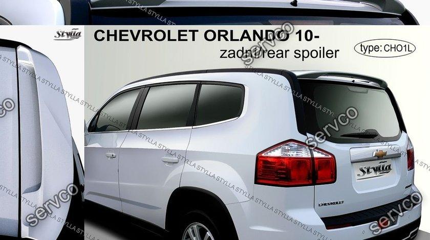 Eleron spoiler haion portbagaj tuning sport Chevrolet Orlando 2011-2017 ver1