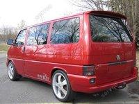 Eleron spoiler haion Volkswagen Transporter VW T4 ver1