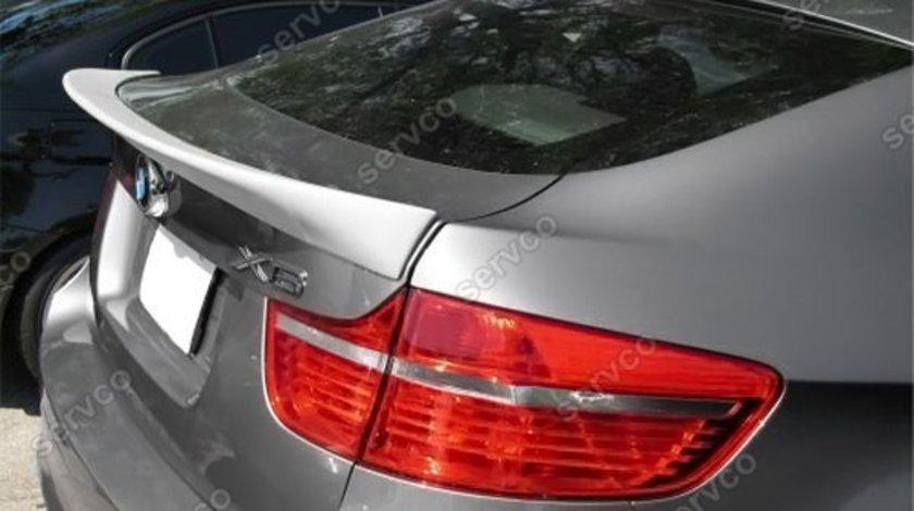 Eleron spoiler ornament portbagaj BMW X6 E71 E72 ver. 4 Ac Schnitzer ACS