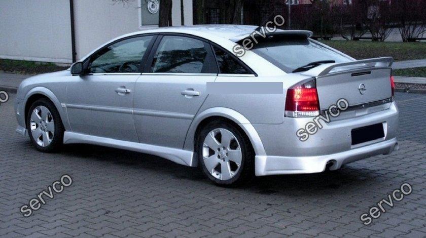 Eleron spoiler pleoapa luneta Opel Vectra C Irmscher HB Hatchback GTS OPC 2001-2009 ver5
