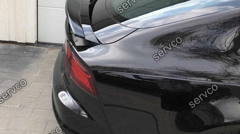 Eleron spoiler portbagaj tuning sport Audi A7 4G8 Facelift 2014-2017 v1
