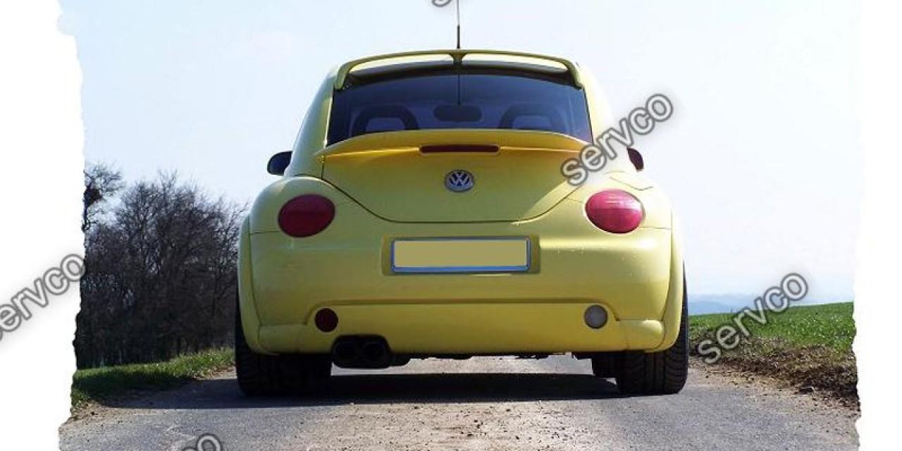 Eleron spoiler portbagaj tuning sport VW New Beetle 1997-2011 v1