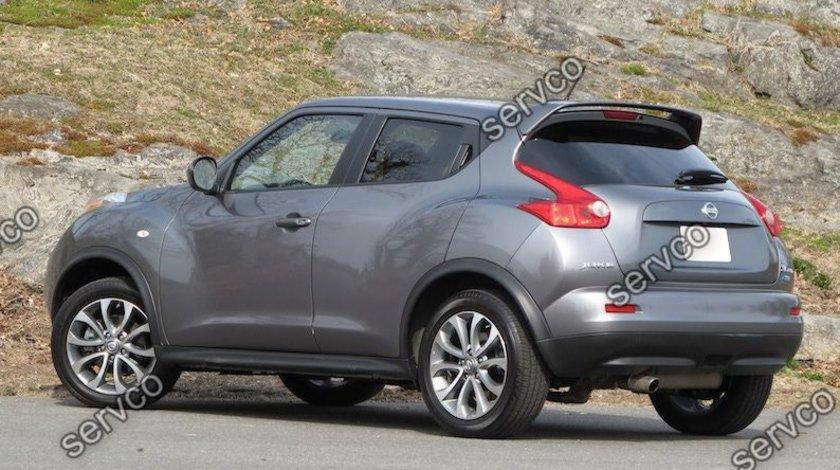 Eleron spoiler prelungire portbagaj tuning sport Nissan Juke R Nismo 2011-2015 v1