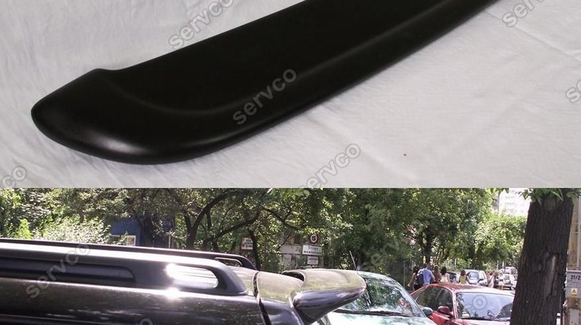 Eleron spoiler Subaru Forester SG Wrx Sti 2002-2008 Xt ver1