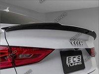 Eleron spoiler tuning sport Audi A3 S3 8V Rs3 Sedan Limo 2013-2018 ver1