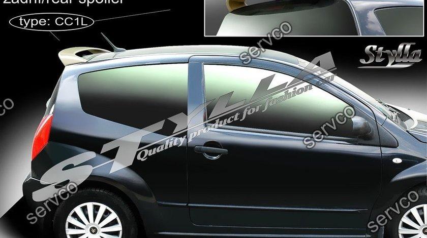 Eleron spoiler tuning sport Citroen C2 VTR VTS Gti Vti Rally 2003-2009 ver1