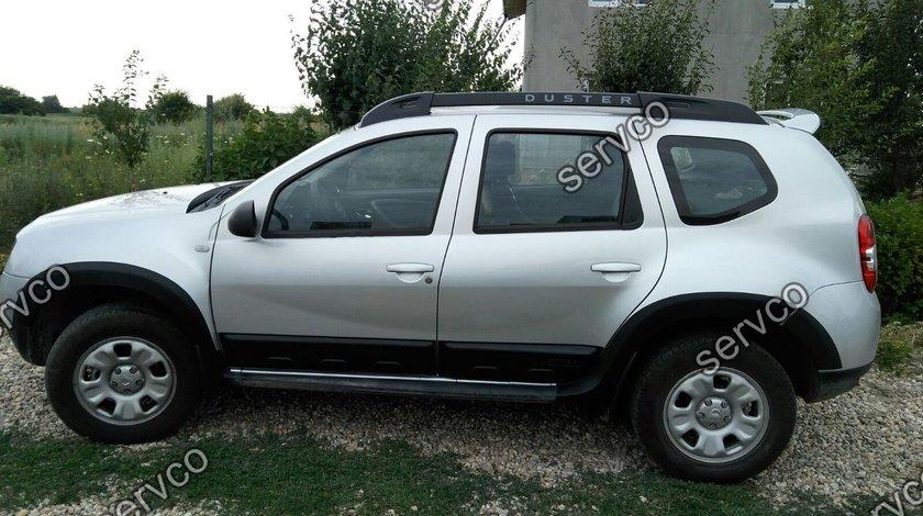 Eleron spoiler tuning sport Dacia Duster ver1