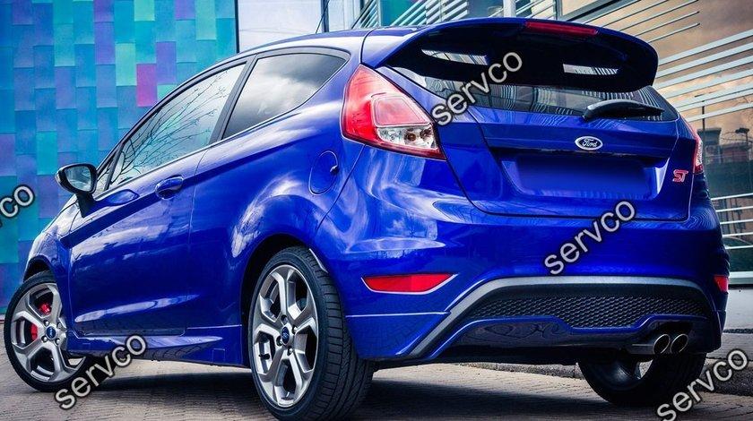 Eleron spoiler tuning sport Ford Fiesta Mk7 7 ST Zetec S RS Ghia Titanium 2008-2017 v4