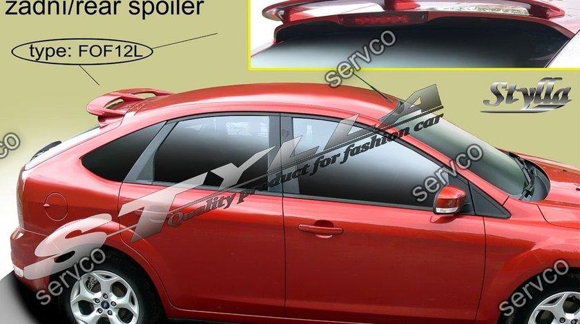 Eleron spoiler tuning sport Ford Focus 2 MK2 HB Hatchback ST RS Titanium X Zetec 2004-2011 ver5