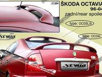 Eleron spoiler tuning sport luneta Skoda Octavia 1 Mk1 1U WRC RS Vrs 1996-2006 ver16