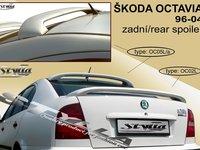 Eleron spoiler tuning sport luneta Skoda Octavia 1 Mk1 1U WRC RS Vrs 1996-2006 ver17